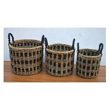 Hand Made Storage Baskets