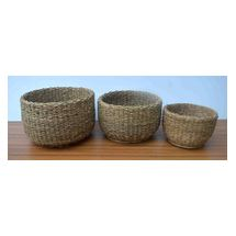 Hand Made Sorage Baskets
