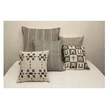 Trinity Cushion / Amharic alphabets / Lined cushions