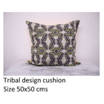 Tribal Design Cushion